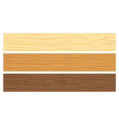 seamless backgrounds with wooden texture vector image