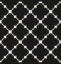 seamless pattern abstract monochrome texture vector image vector image
