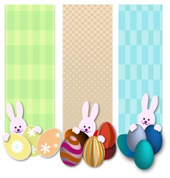 Easter day vector