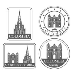 Colombia vector