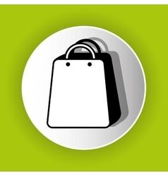 shopping icon symbol design vector image vector image
