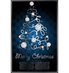 Abstract xmas vector