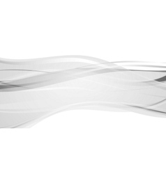 abstract grey background vector image vector image
