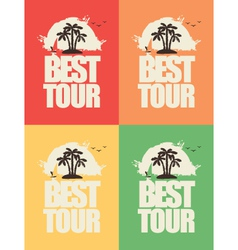 Tour best 02 vector