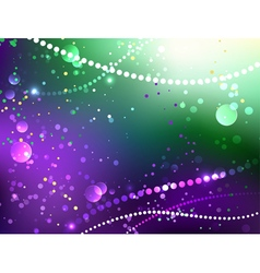 Festive Purple Background vector image