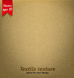 textile texture vector image vector image