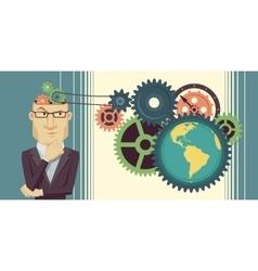 Generate ideas vector