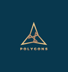 Polygons abstract geometry minimal sign vector