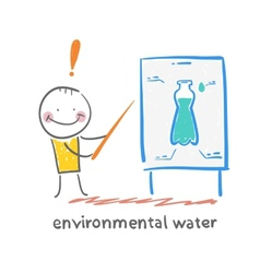 Environmental water vector