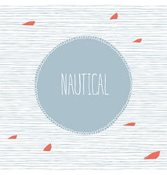 nautical vector image