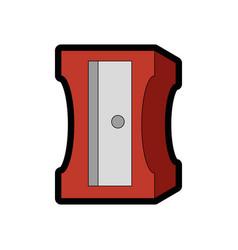 Sharpener icon image vector