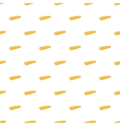 Batons pattern cartoon style vector