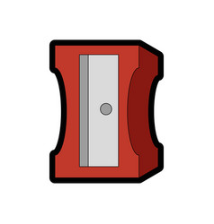 sharpener icon image vector image vector image