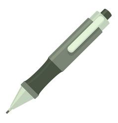 Pen icon cartoon style vector