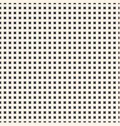 Simple geometric seamless pattern regular grid vector