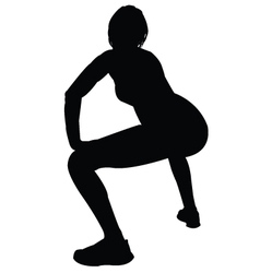 what is twerking vector image