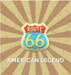 Route-66 vector