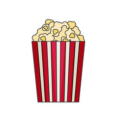 Popcorn Vector Images Over 5 600