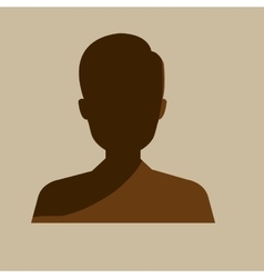 User avatar design vector