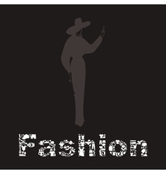 Fashion vector image