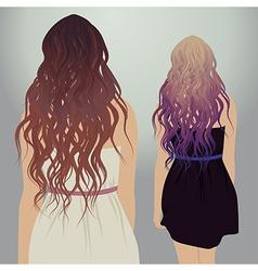 Hair1 vector