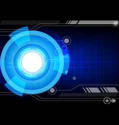 Background abstract technology communication vector