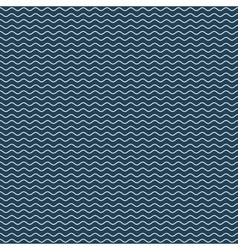 Wavy lines seamless pattern vector