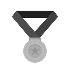 Medal prize vector