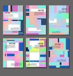 Business headline design vector