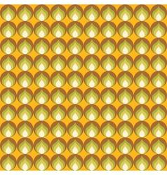 Retro Background Pattern vector image