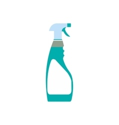 Sprayer bottle icon vector