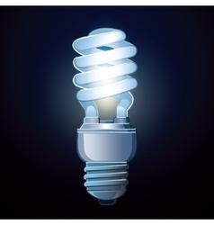 Luminescent lamp vector
