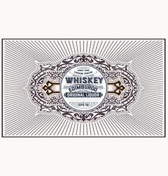 Western label vector