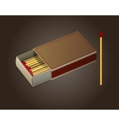 Matchbox and matches vector