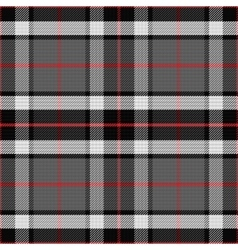 Seamless pattern scottish tartan vector