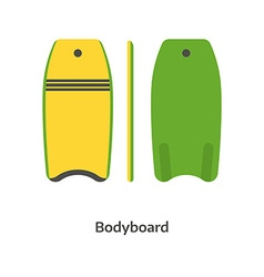 Body board vector