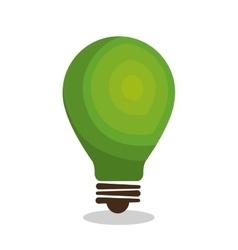 eco green environmental poster vector image