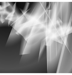 Abstract light gray background vector