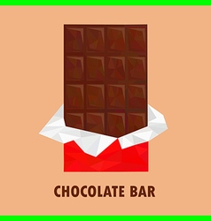 Chocolate poly vector