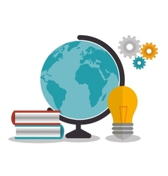 education concept design vector image