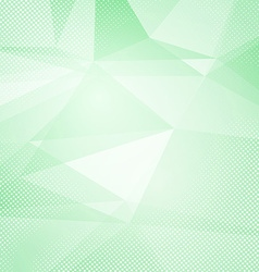 Modern crystal pattern layout abstract background vector image