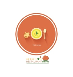 Restaurant menu designs vector image vector image