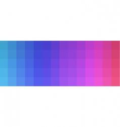 Illustration of color palette vector
