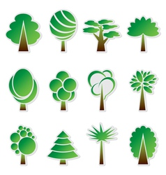 Simple tree set vector