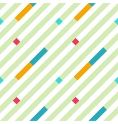 Seamless geometric stripy pattern Texture of vector image