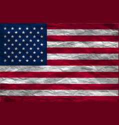Image of american flag background vector