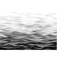 abstract stippled halftoned waves background vector image vector image