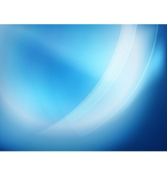 Blue abstract backdrop vector