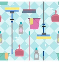 Cleaning pattern vector