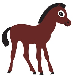 The foal vector